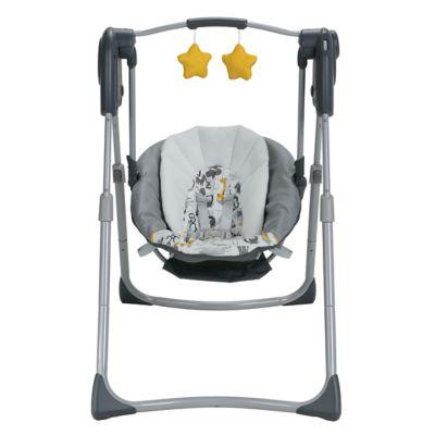 Slim Spaces™  Compact Swing