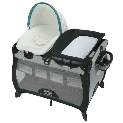 Pack 'n Play® Quick Connect™ Playard with Portable Seat