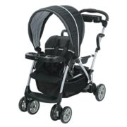 room for 2 click connect multi child travel system image number 0
