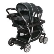 Ready2Grow™ Click Connect™ LX Double Stroller image number 1