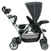 room for 2 click connect multi child travel system image number 1