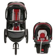 FastAction™ Fold Jogger Click Connect™ Travel System image number 1