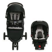 FastAction™ Fold Sport Click Connect™ Travel System image number 1