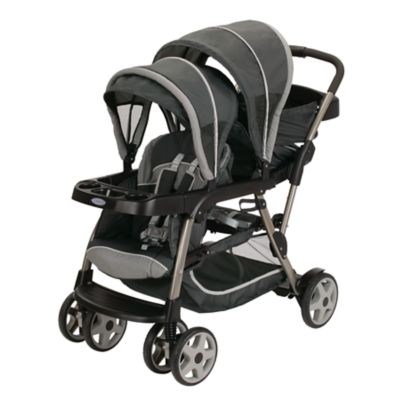 Ready2Grow™ Click Connect™ LX Double Stroller