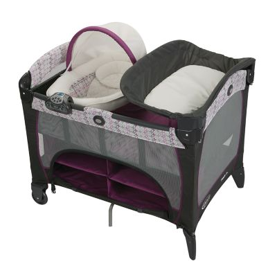 Pack 'n Play® Playard with Newborn Seat® DLX