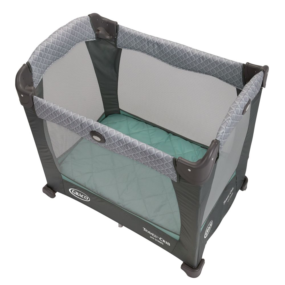 Graco Travel Lite Crib With Stages Graco Baby
