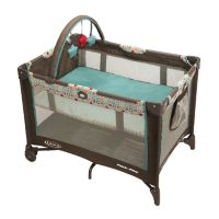 Deals on Graco Pack n Play On the Go Playard w/Folding Bassinet