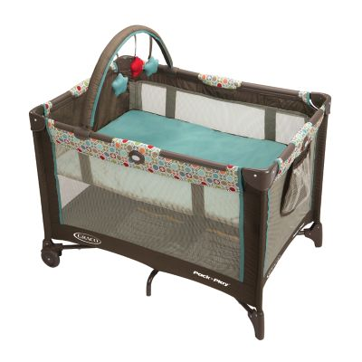 Pack 'n Play® On the Go™ Playard with Folding Bassinet