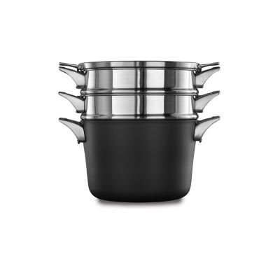 Calphalon Premier™ Space-Saving Hard-Anodized Nonstick Cookware, 8-Quart Multi Pot