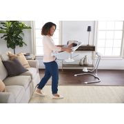 duey sway 2 in 1 swing and bouncer in use at home image number 5