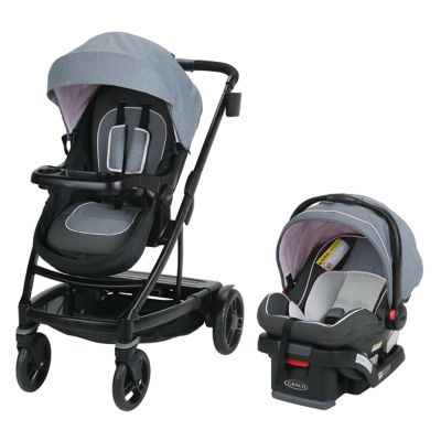 UNO2DUO™ Travel System Stroller