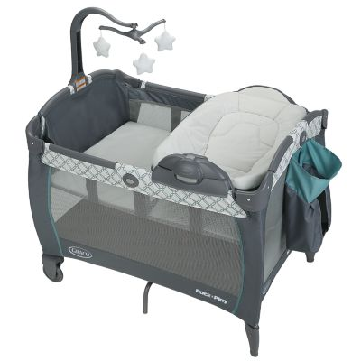 Pack 'n Play® Portable Seat & Changer Playard