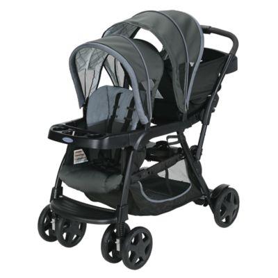 Ready2Grow™ Click Connect™ Double Stroller