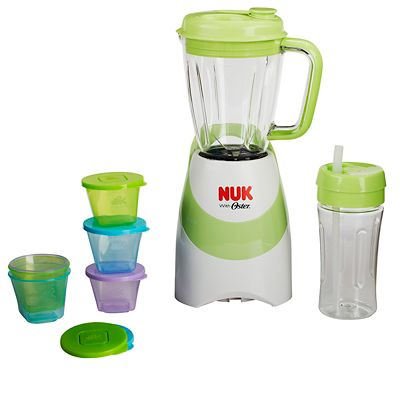 Smoothie & Baby Food Maker Bundle