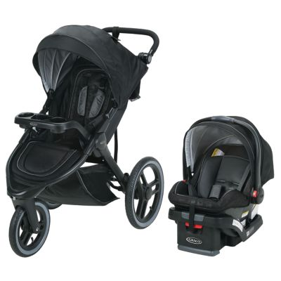 FitFold™ Jogger Travel System