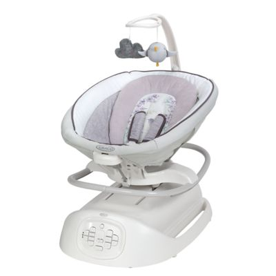 Sense2Soothe™ Swing with Cry Detection™ Technology