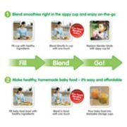 Smoothie & Baby Food Maker Bundle image number 2