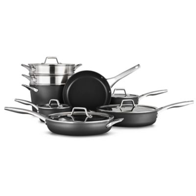 Calphalon Premier™ Hard-Anodized Nonstick 13-Piece Cookware Set