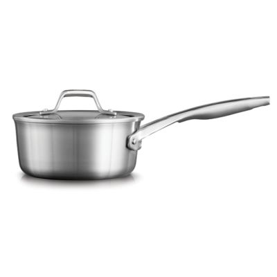 Calphalon Premier™ Stainless Steel 1.5-Quart Sauce Pan
