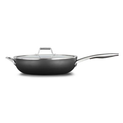 Calphalon Premier™ Hard-Anodized Nonstick 13-Inch Deep Skillet