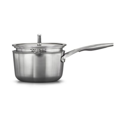 Calphalon Premier™ Stainless Steel 3.5-Quart Sauce Pan