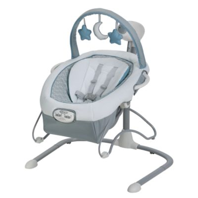 Duet Sway™ LX Swing with Portable Bouncer
