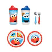 Sesame Street® Toddler Mealtime Set image number 0