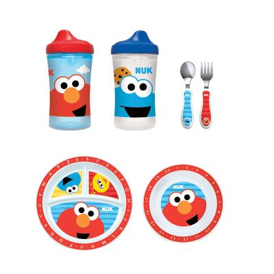 Sesame Street® Toddler Mealtime Set