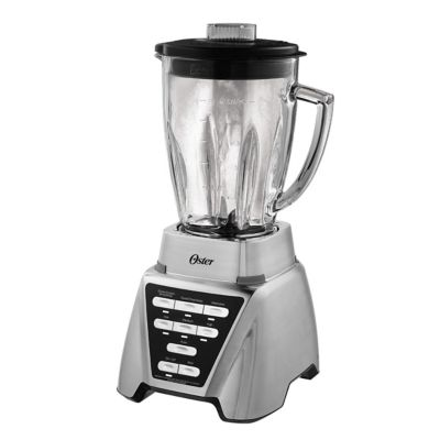 Oster® Pro 1200 Blender with 3 Pre-Programmed Settings and  Blend-N-Go™ Cup, Brushed Nickel