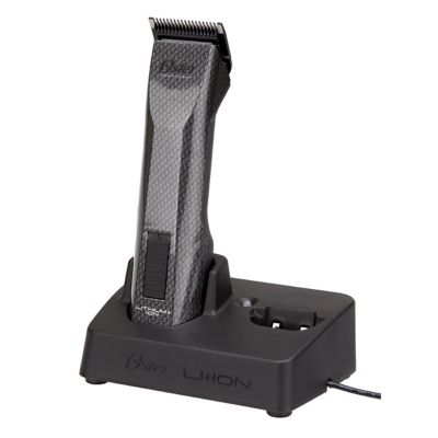 Oster® Octane® Heavy Duty Cordless Hair Clipper Powered by Lithium-Ion Battery Technology with Detachable Blades