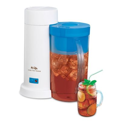 Iced Tea Maker, 2-Qt., Blue