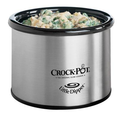 Crockpot™ Little Dipper® Food Warmer, Silver