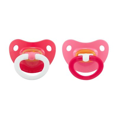 Latex Orthodontic Pacifiers