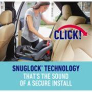 SnugRide® SnugLock® 35 DLX Infant Car Seat image number 2