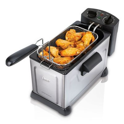 Oster® 3.7 Liter Professional Style Stainless Steel Deep Fryer