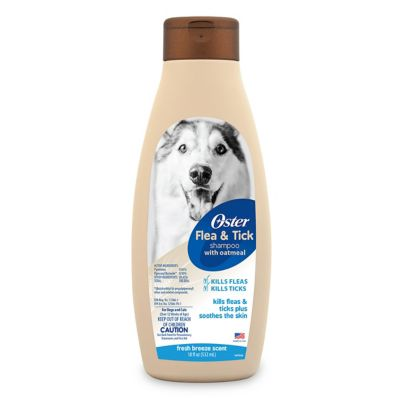 Oster® Flea and Tick Shampoo - Fresh Breeze