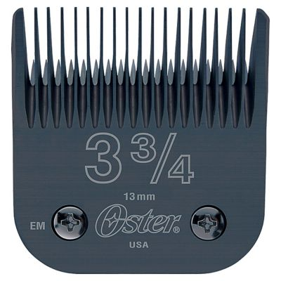 Oster® Detachable Size 3.75 Blade Fits Titan, Turbo 77, Primo, Octane Clippers
