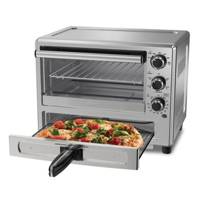Oster® Stainless Steel Convection Oven with Pizza Drawer