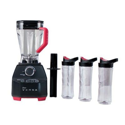Oster® Versa® Pro® Series Blender with 3 Blend-N-Go® Smoothie Cups & 2 Mini Storage Jars