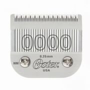 Oster® Detachable Blade Size 0000 Fits Classic 76, Octane, Model One, Model 10, Outlaw Clippers image number 0