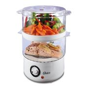 Oster® Double Tiered Food Steamer image number 0