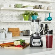 Oster® Master Series 8-Speed Blender with Blend-n-Go Cup, Gray image number 5