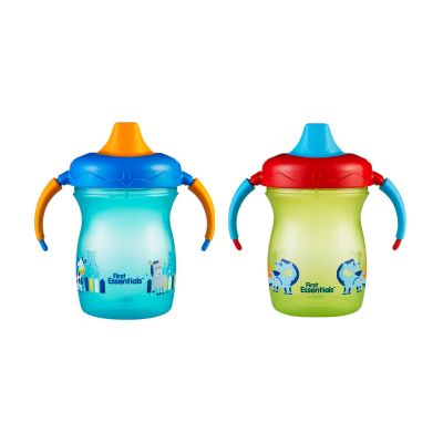 First Essentials by NUK™ Sip and Smile® Soft Spout Trainer Cup