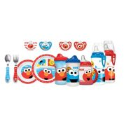 Sesame Street® Toddler Utensil Set image number 1