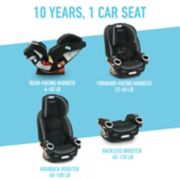 4Ever® DLX 4-in-1 Car Seat image number 1