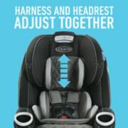 4Ever® DLX Platinum 4-in-1 Car Seat image number 2