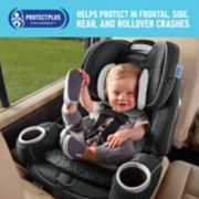 4Ever® DLX Platinum 4-in-1 Car Seat image number 3