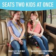Turbo booster seats 2 kids at once image number 2