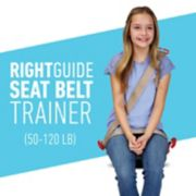 Turbo booster right guide seat belt trainer image number 5