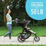 FastAction™ Jogger LX Stroller image number 4